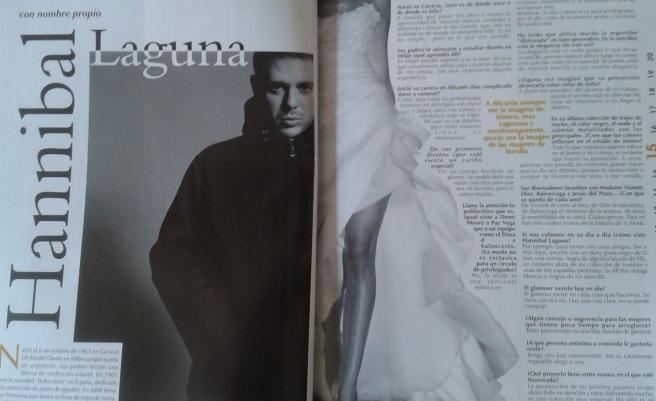 Entrevista Hannibal Laguna.